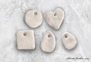 DIY Polymer Clay Charms