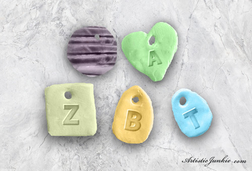 How to Make Polymer Clay Charms