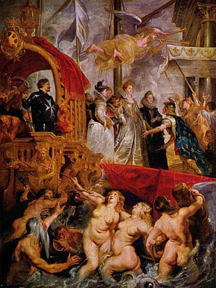Peter Paul Rubens Marie de Medici