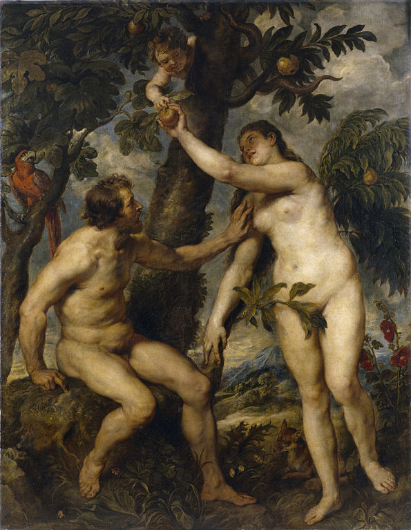 Peter Paul Rubens The Fall of Man