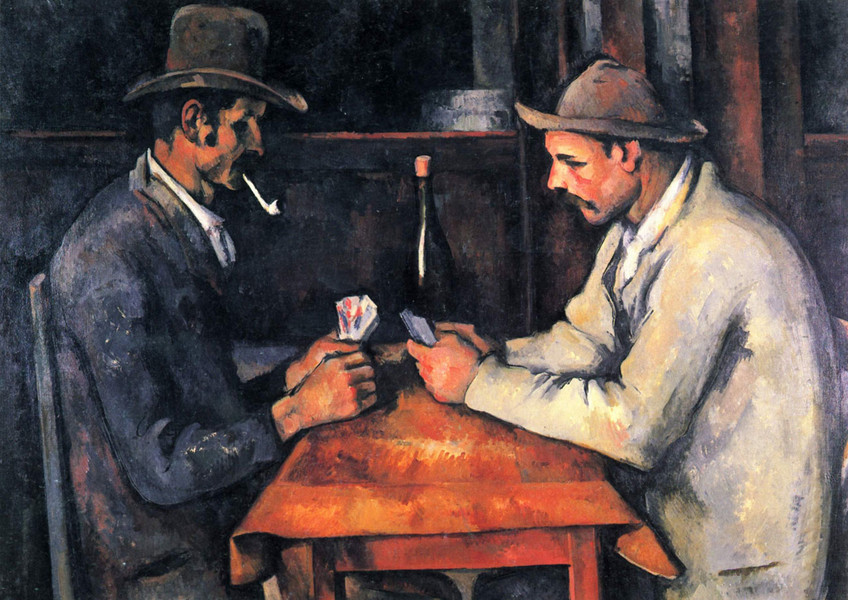 12 of the Most Famous Paintings and Artworks  by Paul Cézanne