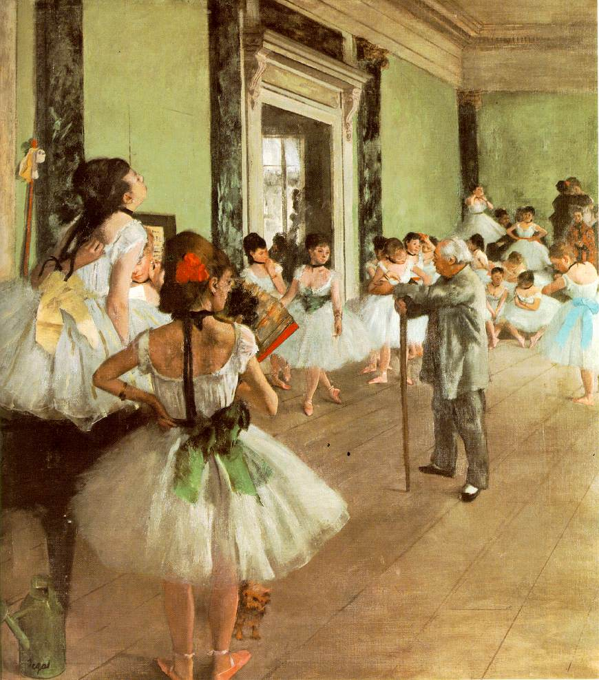 15 of the Most Famous Paintings and Artworks by Edgar Degas
