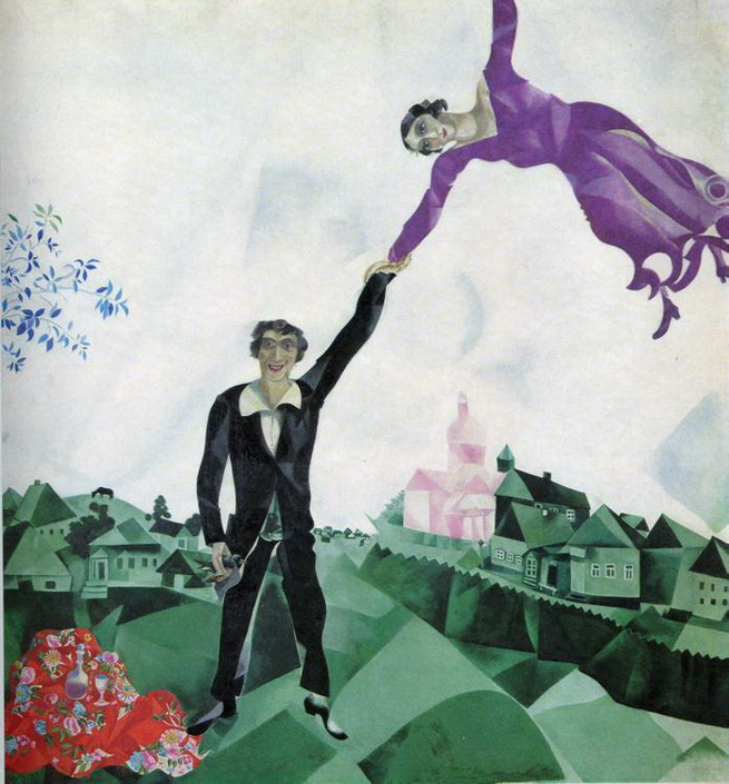 15 of the Most Famous Paintings and Artworks by Marc Chagall ...