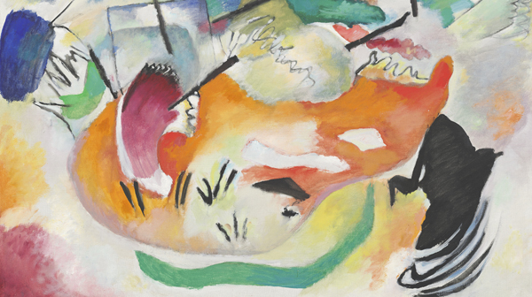 Improvisation 31 Kandinsky Art