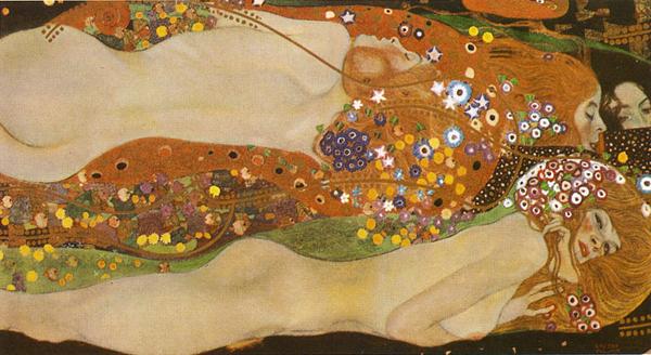 Water Serpents II Klimt