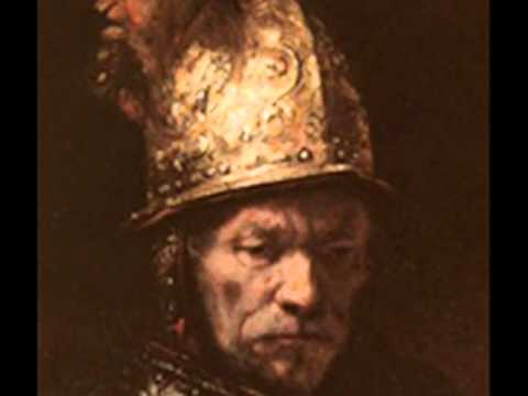 Rembrandt Van Rijn Man With a Golden Helmet