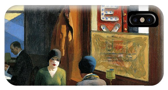 Chop Suey Edward Hopper Artwork