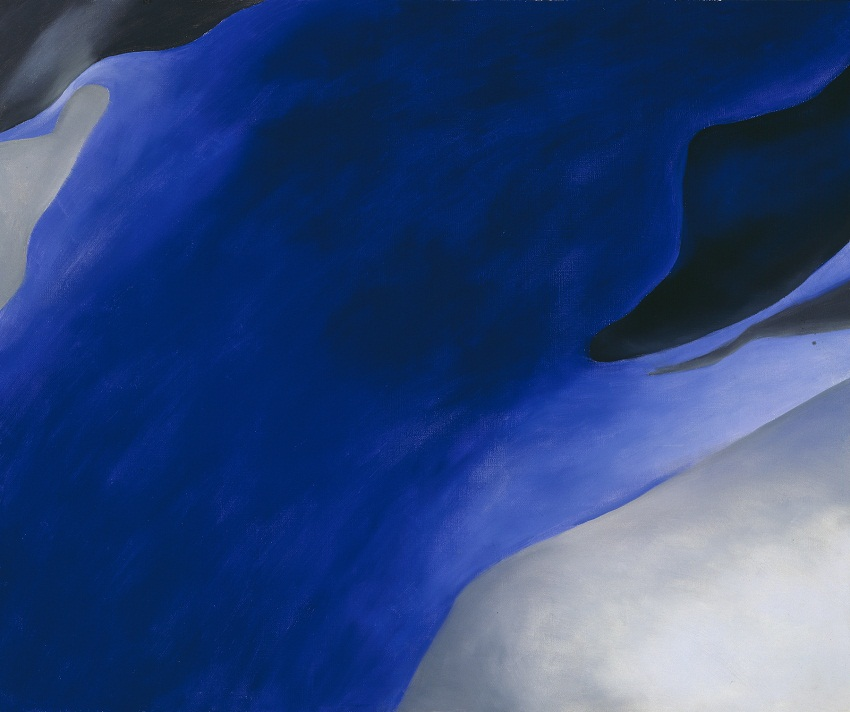 Georgia O Keeffe Paintings