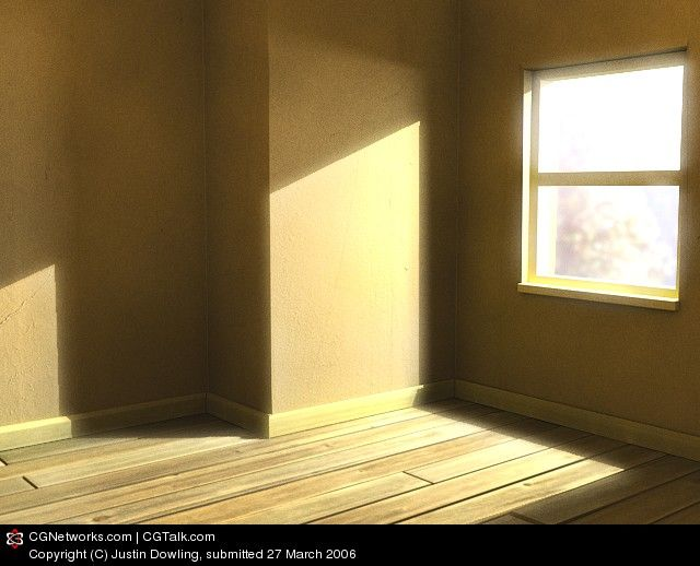 Sun in an Empty Room Edward Hopper Painting