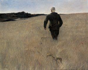Andrew Wyeth Turkey Pond