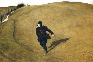 Andrew Wyeth Winter 1946 Paintings