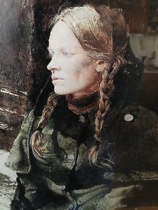 Andrew Wyeth the Helga Pictures Series Paintings