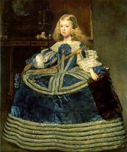 Diego Velázquez Portrait of Infanta Margarita