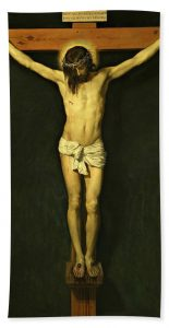 Diego Velazquez Christ on the Cross Painting