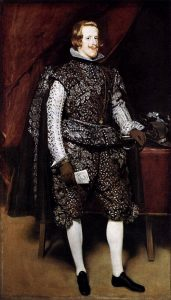 Diego Velazquez King Philip IV of Spain