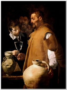 Diego Velazquez Waterseller of Seville