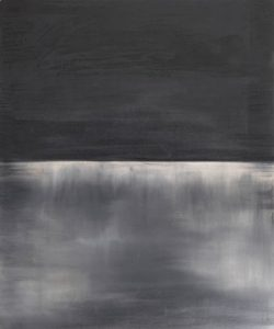 Mark Rothko Untitled Black on Grey