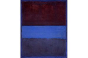 No.61 Rust and Blue Mark Rothko Paintings