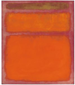 Orange Red Yellow Painting By Rothko