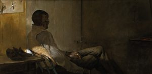 That Gentleman Andrew Wyeth Painting