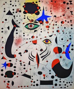 Joan Miró Ciphers and Constellations in Love with a Woman